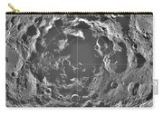 South Pole Of Moon  Carry-all Pouch