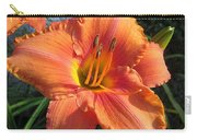 South Seas Daylily Carry-all Pouch