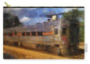 South Shore Train Photo Art 02 Carry-all Pouch