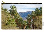 South Side View Of Andreas Canyon Trail In Indian Canyons-ca Carry-all Pouch