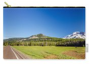 South Sister And Highway Carry-all Pouch