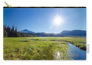 South Sister Wide Angle Carry-all Pouch
