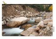South St Vrain Canyon Autumn View Carry-all Pouch