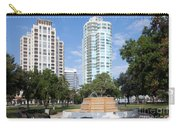 South Straub Park St Petersburg Florida Carry-all Pouch