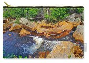 Southeast Brook Above Falls In Gros Morne Np-nl Carry-all Pouch