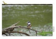 Southeastern Kingfisher Carry-all Pouch