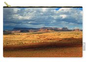 Southeastern Utah Desert Panoramic Carry-all Pouch