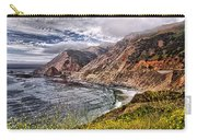 Souther California Coast Carry-all Pouch