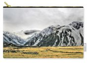 Southern Alps Nz Carry-all Pouch