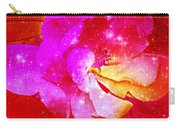 Southern Belle / Hot Pink Magnolia  Carry-all Pouch
