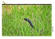 Southern Black Racer Carry-all Pouch by Al Powell Photography USA