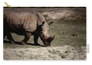 Southern Black Rhino Carry-all Pouch