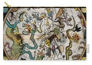 Southern Celestial Planisphere 1790 Carry-all Pouch