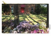 Southern Church In Bloom Carry-all Pouch