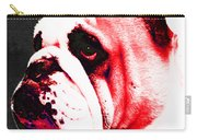 Southern Dawg By Sharon Cummings Carry-all Pouch by Sharon Cummings