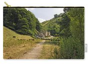 Southern End Of Wolfscote Dale Carry-all Pouch
