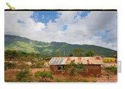 Southern Kenya Poverty Landscape Carry-all Pouch