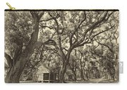 Southern Lane Sepia Carry-all Pouch
