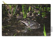 Southern Leopard Frog Carry-all Pouch