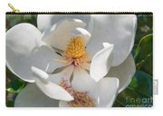 Southern Magnolia Blossom Carry-all Pouch