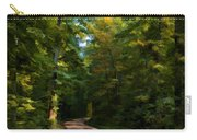 Southern Missouri Country Road I Carry-all Pouch
