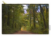 Southern Missouri Country Road II Carry-all Pouch
