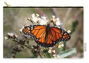 Southern Monarch Butterfly Carry-all Pouch