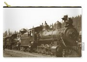 Southern Pacific Steam Locomotives No. 2847 2-8-0 1901 Carry-all Pouch