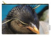 Southern Rock Hopper Penguin Carry-all Pouch