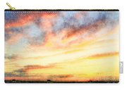 Southern Sunset - Digital Paint Iv Carry-all Pouch