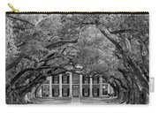 Southern Time Travel Bw Carry-all Pouch by Steve Harrington