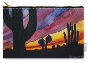 Southwest Art Carry-all Pouch