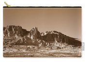 Southwest In Sepia  Carry-all Pouch