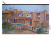 Southwestern Home Illustration Carry-all Pouch