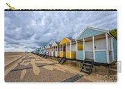 Southwold Beach Huts 4 Carry-all Pouch