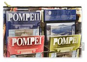 Souvenirs Of Pompei Carry-all Pouch