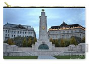 Soviet Red Army Monument Budapest Hungary Carry-all Pouch