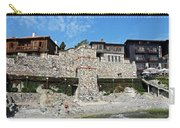 Sozopol Fortress Wall  Carry-all Pouch