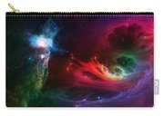Space Cat Angel - 1 Carry-all Pouch by Julie Turner