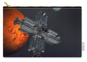 Space Colony Carry-all Pouch