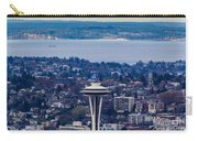 Space Needle 12th Man Seahawks Carry-all Pouch