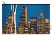 Space Needle Evening Carry-all Pouch