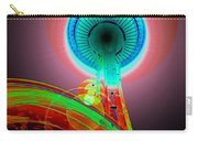Space Needle Poster Work A Carry-all Pouch
