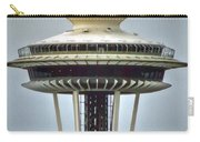 Space Needle Tower Seattle Washington Carry-all Pouch