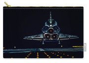 Space Shuttle Night Landing Carry-all Pouch
