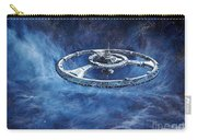 Deep Space Eight Station Of The Future Carry-all Pouch