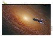 Space The Final Frontier Carry-all Pouch