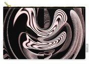 Space Time Continuum Carry-all Pouch by Georgeta  Blanaru
