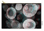 Spacial Rift - View With Or Without Red-cyan 3d Glasses Carry-all Pouch