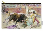 Spain - Bullfight C1900 Carry-all Pouch